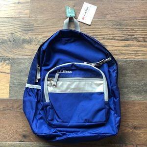LLBEAN toddler backpack